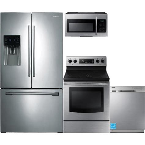 brandsmart kitchen appliance packages samsung stainless steel complete kitchen package