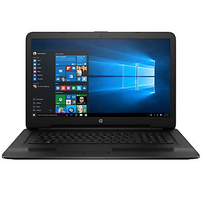 hp 17 x032na laptop, intel core i5, 8gb ram, 1tb, 17.3
