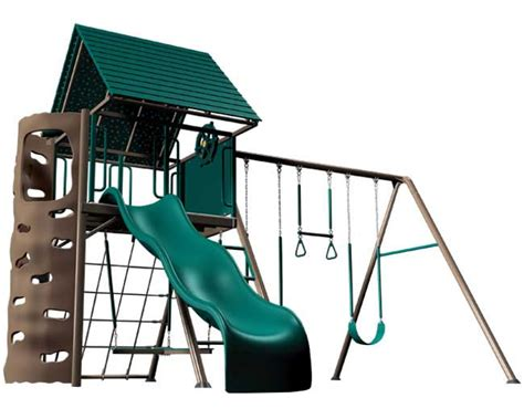 metal playsets backyard metal residential playsets playground equipment store