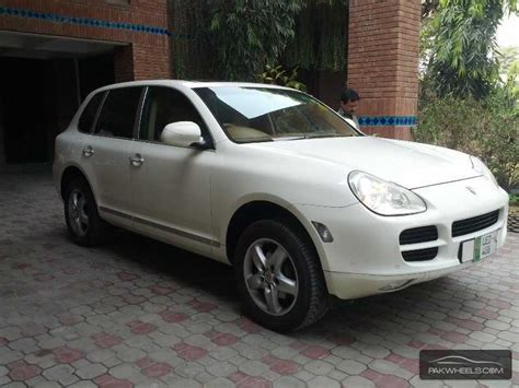 porsche cayenne 2006 for sale used porsche cayenne cayenne s 2006 car for sale in lahore