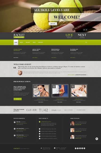 artikel layout joomla tennis club joomla template 52315 sitevorlagen de