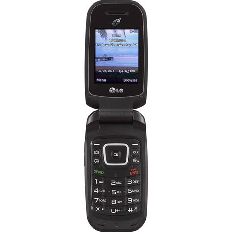 online shopping electronics fashion mobile phones tracfone lg 442g prepaid cell phone shop your way