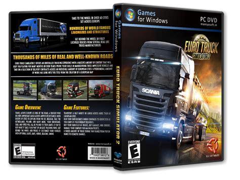 download euro truck simulator 2 2012 game full version tourism scs software