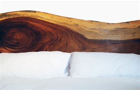 wood headboards custom wooden beds headboards parota modern designs