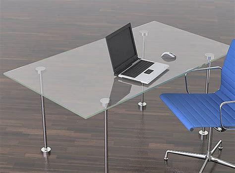 escritorio vidrio escritorio de vidrio templado metalmachine