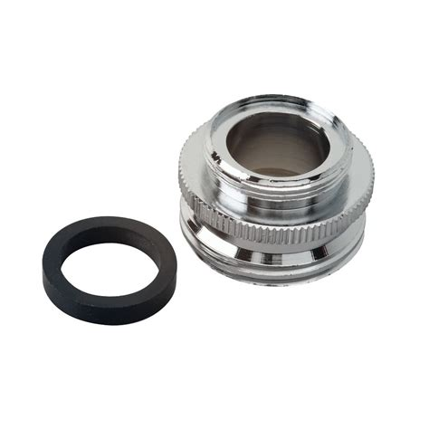 Faucet Aerator Home Depot by Moen Aerator Adapter The Home Depot Canada