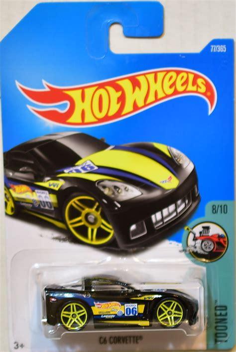 Sale Hotwheels Wheels C6 Corvette wheels 2017 tooned c6 corvette 8 10 black 0001462 3 02 biditwinit09 classic