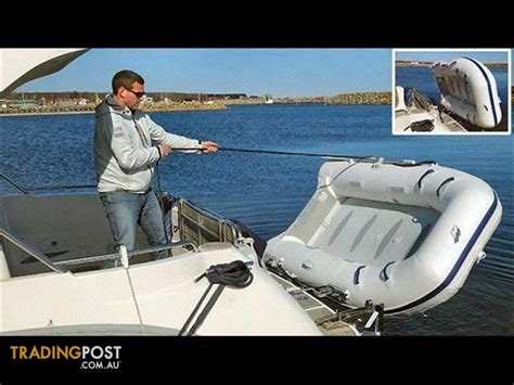 boatus boats for sale dealing with dinghy davits boatus magazine autos post