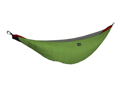 Hammock Underquilt eno ember underquilt for eagles nest outfitters hammocks lime charcoal ebay