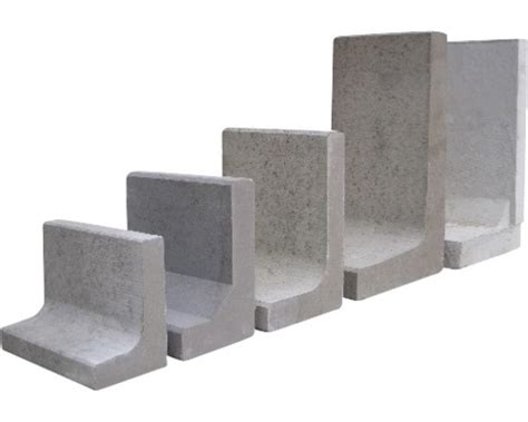 Betonplatten 20 X 40 4135 by El 233 Ment En 233 Querre De 120x65x100x10 Cm En B 233 Ton Apparent