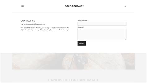adirondack template squarespace new template design adirondack the official squarespace
