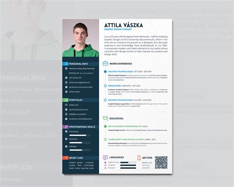 Designer Resume by Cv Design