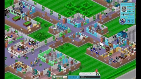 theme hospital list of levels gameplay theme hospital corsix th version 0 21 level 9