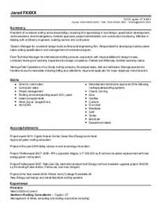 Roofer Resume by Pin By Resume Companion On Resume Sles Across All Roofing Supervisor Resume Sle