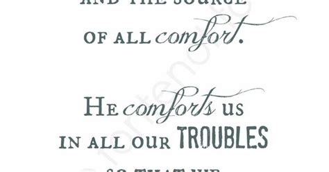 god of all comfort lyrics god is our merciful father and the source of all comfort
