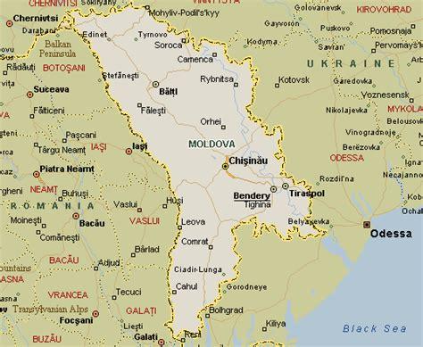 moldova map moldova map romania maps and views