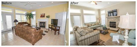 living room before after katama bungalow gets a much needed update on the inside the martha s vineyard times