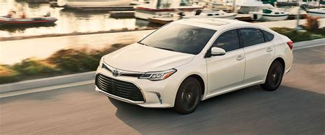 Toyota Dealer Raleigh 2016 Toyota Avalon Hybrid In Raleigh County Toyota