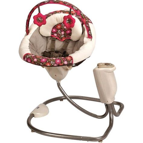 baby soother swing graco sweet snuggle infant soothing swing whitney