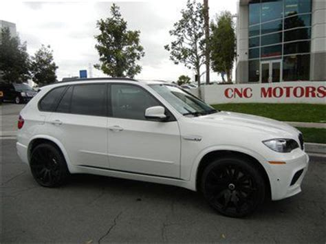 purchase used 2012 bmw x5 m series / x5m 11,000 miles