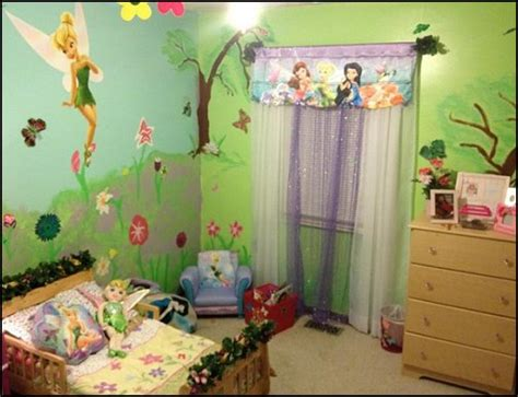 Garden Bedroom Ideas Decorating Theme Bedrooms Maries Manor Tinkerbell