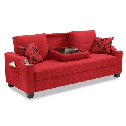 klik klak sofa with storage westney klik klak sleeper