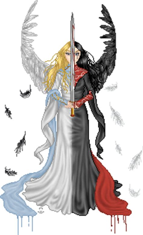 matot 5771 angels and demons