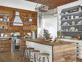 farmhouse style kitchen islands these 15 farmhouse kitchens will inspire your next reno