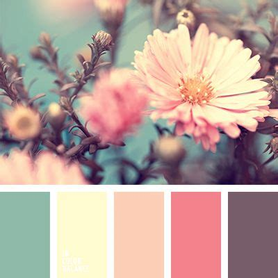 colour inspiration flower power look to nature for color inspiration the
