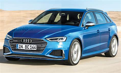 Yeni Audi A3 2020 by 2019 Yeni Kasa Audi A3 Mk4 199 Ok Iddialı Gelecek Oto Kokpit