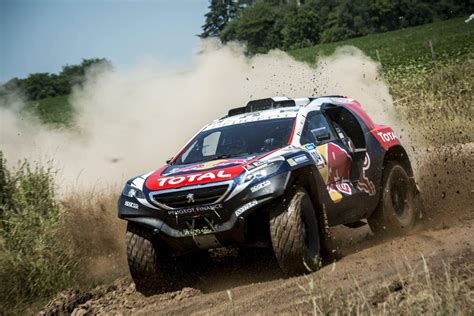 peugeot dakar dakar 2015 peugeot returns documentary