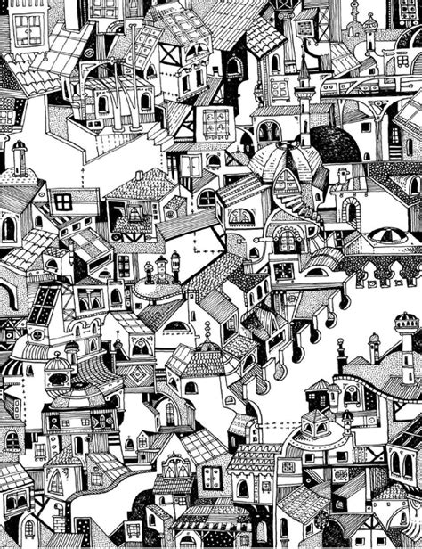 DOODLERS ANONYMOUS. COLORING BOOK en 2019 | Dibujos, Libro