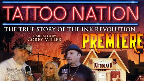 tattoo nation jay r tattoo nation anaheim premiere youtube
