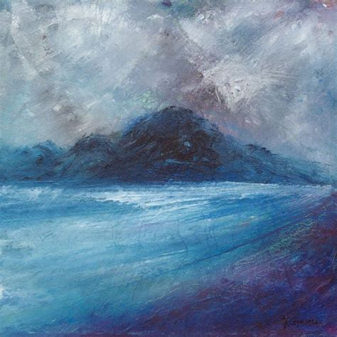 acrylic painting kevin 1000 images about my scottish mountain mini paintings on