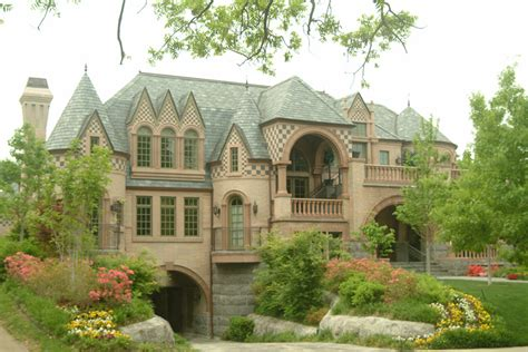 Different Styles Of Houses style and cast stone chateauesque style truth in stone