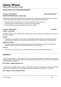 Communication Resume Sample Marketing And Communications Resume Example