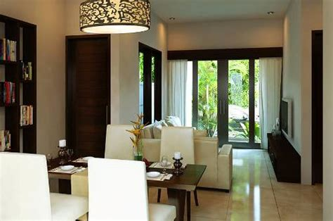 desain interior rumah mungil  lantai type   type