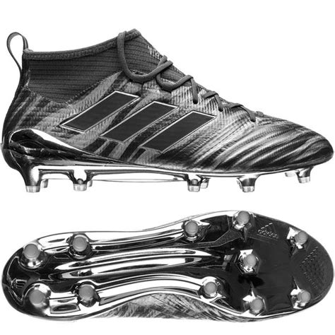 Adidas Ace 161 Silver Limited 1 adidas ace 17 1 primeknit fg ag magnetic mystery ink