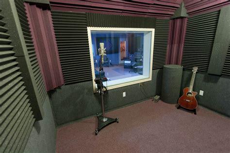 vocal booth allusion studios