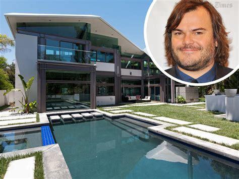 celebrity house jack black mansion house celebrity mansions