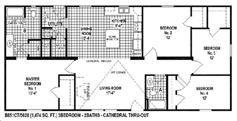 skyline manufactured home floor plans luxury skyline mobile homes floor plans new home plans