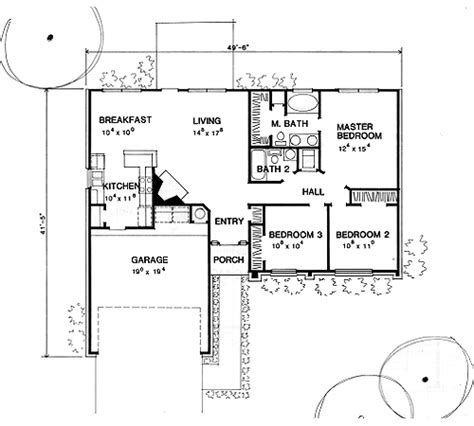 kaufmann house floor plan the kaufman 2870 3 bedrooms and 2 5 baths the house