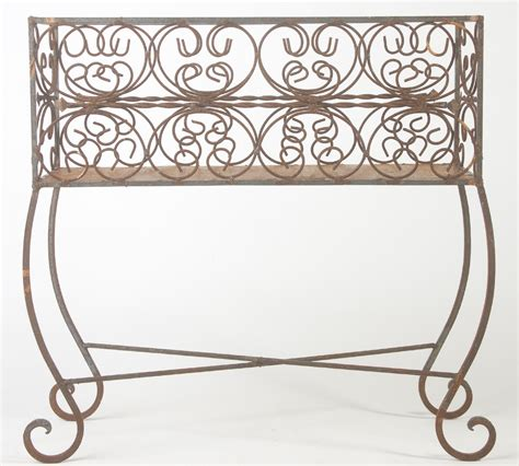 Wrought Iron Planters Plant Stands by 32 Quot Wrought Iron Plant Stand