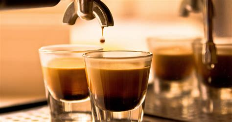 1 espresso shot caffeine coffee overdose 14 shots of espresso