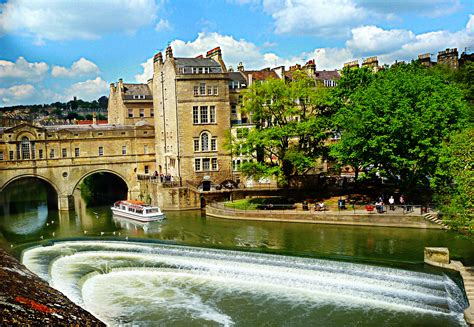 bath town in sightseeing and landmarks