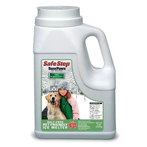does home depot allow dogs safe step 8 lb pet friendly melt 56708 the home depot
