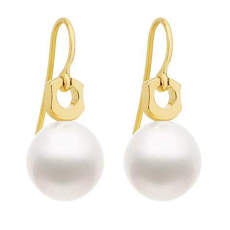 Hook Earrings faith hook earrings yellow gold musson jewellery