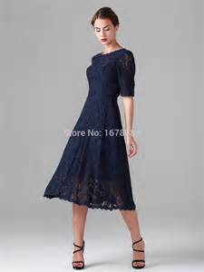 sale navy blue lace mother of the bride dresses crew