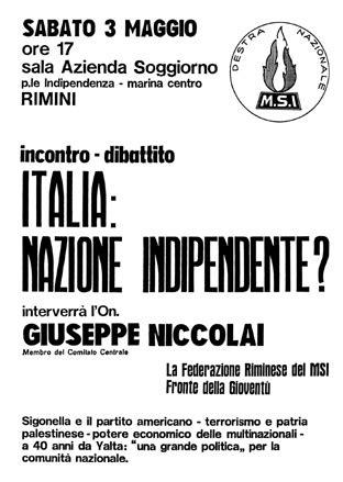 azienda autonoma di soggiorno rimini rimini incontro dibattito quot italia nazione indipendente quot