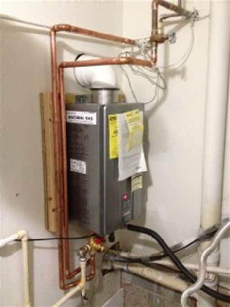 Tankless Water Heater Repair Tankless Water Heater Repair Installation Metro
